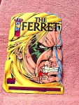 The Ferret Cut Out Comic, No. 1 By Malibu Comics