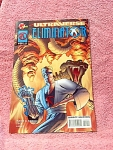 Ultraverse, Eliminator Comic, No. 0 By Malibu Comics