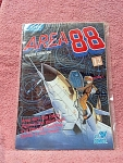 Area 88 Comic, No. 12 By Eclipse Comics