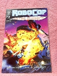 Robocop Prime Suspect Comic, No. 3 By Dark Horse Comics