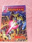 Ultraverse, Prototype Comic, No. 4 By Malibu Comics