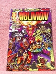Oblivion Comic, No. 1 By Comico Comics