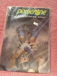 Powerline, A Shadowline Saga Comic, July 1988 By Epic C