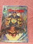 Ultraverse, The Solution Comic, No. 2 By Malibu Comics