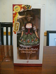 Mib Oktoberfest Barbie From Festivals Of The World Coll