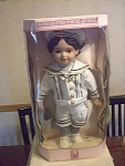 Collectible Memories John Sailor Boy Porcelain Doll