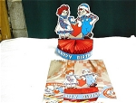 Raggedy Ann And Andy Birthday Centerpiece