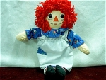 12 Inch Raggedy Ann By Playskol