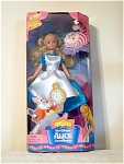Alice In Wonderland Doll From Disneys Animated Movie