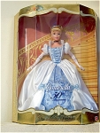 Cinderella 50 Th Anniversary Doll By Walt Disney, Mib