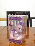 Pink Britney Spears Limited Edition Bean Bear, Mib