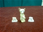 Collection Of 3 Animal Figurines
