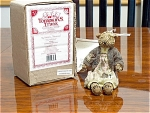 Mib Tomkins Trunk Squirrel Figurine