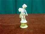 Japan Victorian Bisque Boy Figurine