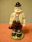 Old Timer Doctor With Bag Figurine