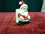 Lefton Santa Claus Napkin Holder