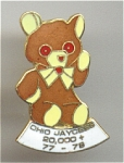 Ohio Teddy Bear Jaycees Pin