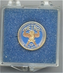 Ohio Metro Man Jaycees Pin
