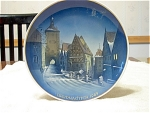 Rosenthal Weihnachten 1969 Christmas Collector Plate