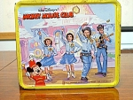 1976 Vintage Mickey Mouse Club Lunchbox