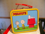 The Peanuts Gang Miniature Metal Lunchbox