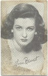 Joan Bennett Circa 1920s To 1940s Movie Lobby Card