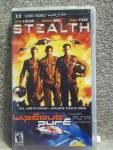 Stealth Psp Umd Movie