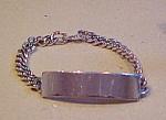 Anson Man's Id Bracelet