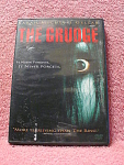 The Grudge Dvd Disc With Case