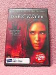 Dark Water Dvd Disc With Case