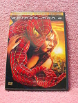 Spiderman 2 Dvd Disc With Case