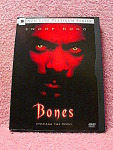 Bones Dvd Disc With Case