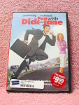 Fun With Dick And Jane Dvd Disc With Case