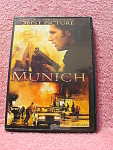 Munich Dvd Disc With Case