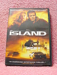 The Island Dvd Disc With Case