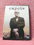 Capote Dvd Disc With Case