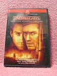 Enemy At The Gates Dvd Disc With Case