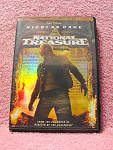 National Treasure Dvd Disc With Case
