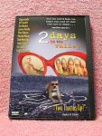 2 Days In The Valley Dvd Disc With Case
