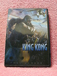 King Kong Dvd Disc With Case