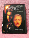 The Astronauts Wife Dvd Disc With Case