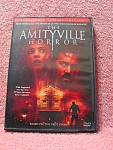 The Amityville Horror Dvd Disc With Case