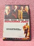 Runaway Jury Dvd Disc With Case