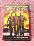 Stealth Dvd Disc With Case