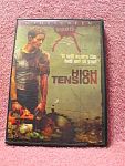 High Tension Dvd Disc With Case