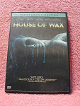 House Of Wax Dvd Disc With Case