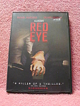 Red Eye Dvd Disc With Case