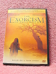 The Exorcism Of Emily Rose Dvd Disc With Case