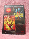 Fury At Shaolin Temple & Fearless Fighters Double Featu
