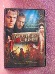 The Brothers Grimm Dvd Disc